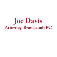 Joe Davis, Attorney, Branscomb PC